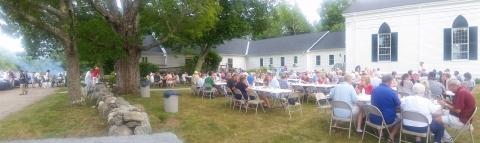 Annual Chicken BBQ 07-22-17