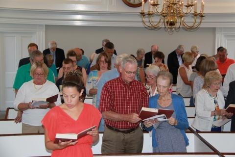 Sunday Service 07-23-17